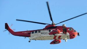 Man airlifted to hospital after kayakers pull him from sea off Clare coast
