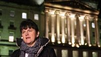 Arlene Foster set to replace Peter Robinson at DUP
