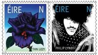 An Post unveil Thin Lizzy stamps to mark band's 50th anniversary