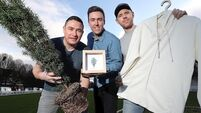 Eco conscious firefighters pledge to plant a tree for every gift sold at Craft and Design Fair
