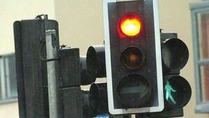 Camera system will see drivers breaking red light issued with penalty points