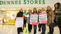 Dunnes workers launch Decency At Work campaign