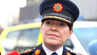 Garda Commissioner promises review after Dáil protest
