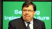 'Steady hand' of Cowen and Lenihan needed to avert Greek financial crisis, says FF senator