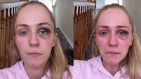 Viral domestic violence video: Ex-partner admits violently shoving Emma Murphy