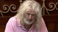 TD Mick Wallace says Nama allegations are '100% certain'
