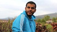 Ibrahim Halawa meets sister and solicitor in Egypt
