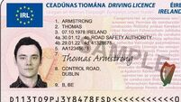 Penalty points to be linked to driving licences