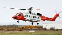 Fisherman feared missing off Mayo coast