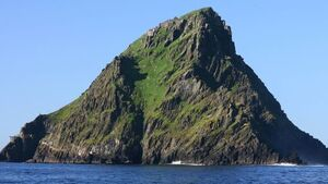 Star Wars allowed to come back to Skellig Michael
