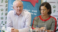 Martin McGuinness fears 'state agents involved in Ulster murders'
