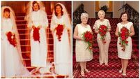 Three Cork brides reunited 46 years after they met on their wedding days
