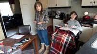 'It's a living nightmare, and it has to stop': Cerebral palsy sufferer prepares for eight winter in unsuitable house