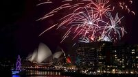 WATCH: Australia is the latest country to welcome the New Year