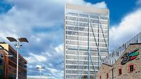 Plans unveiled to build Dublin's tallest commercial building