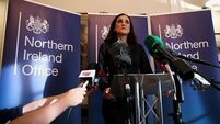 Theresa Villiers statement fails to win unionist support for Stormont talks