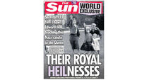 Queen's Nazi salute could have been leaked by the palace