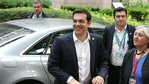 Eurozone leaders give Greece Sunday deadline ahead of emergency meeting