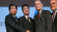 Mitsubishi bosses apologise for using US PoWs as forced labour