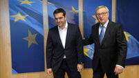 Tsipras to make bailout appeal to MEPs