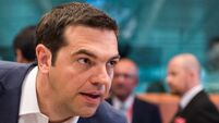 Greek politicians debate austerity bill ahead of proposed bailout