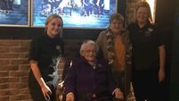 'Bring me to the sequel,' says 103-year-old Donegal woman after first cinema visit in 80 years