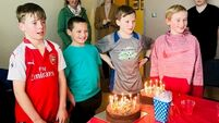 CBC students praised for birthday money donation to Cork Penny Dinners