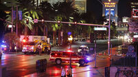 Woman who mowed down Las Vegas pedestrians, killing one, had 3-year-old child with her