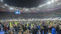 Stadium suicide bomber had Syrian passport, say police