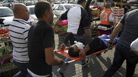 Pregnant woman and daughter, two, killed in Israeli air strike