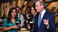 William jokes about unwittingly 'spreading coronavirus'