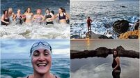 Joyce Fegan: Swimmers who tackle the sea whatever the weather explain why