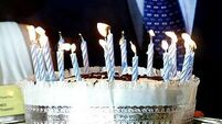 Judge blows out candles on Happy Birthday lyrics copyright