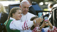 Pope: Climate change demands 'serious and responsible recognition'