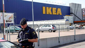 Suspects in Swedish Ikea store stabbing come from Eritrea