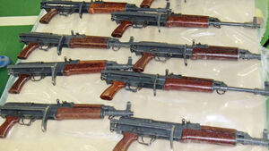 Seven charged as UK makes largest ever gun seizure