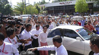 Burma's new parliament begins historic new era
